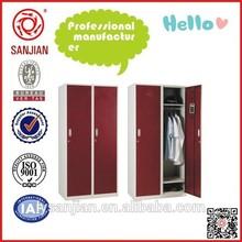 2 Doors Locker Best Selling Clothes Cupboard Design
