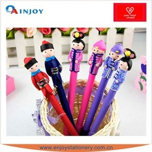 Cute Soft Ceramic Ballpoint Pen