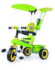 Canopy baby stroller with pedals China factory JG-905
