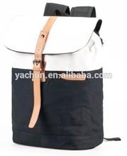 Stylish Canvas Vintage school backpack bag Laptop Backpack