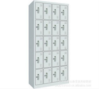 Steel Floor Locker Double Door Storage Box School Furniture