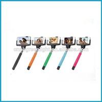 Extendable Selfie Stick with Bluetooth Shutter Button