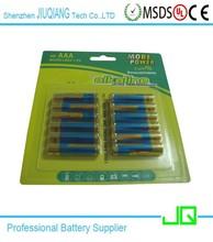 LR6 AA industrial alkaline battery 1.5V Batterie