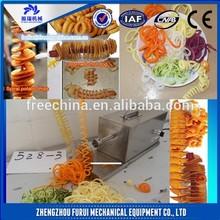 electric potato cutter/spiral potato cutter machine with best price