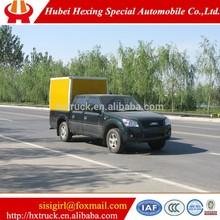 mini pickup JMC Factory 4*2 VAN Explosion proof truck for sale