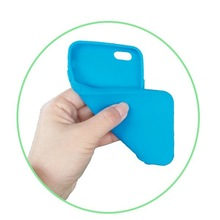 Mobile phone back cover ,silicone tank style phone case for iphone 6