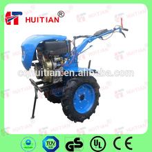 6300W HT-135E 9HP Diesel Electric Power Tiller