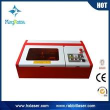 desktop mini laser machine small laser cutter rabbit hx40b