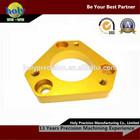 superior anodizing metal parts, anodized metallic part