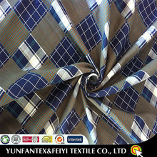 2015 fashion latest new Italy design pattern cheapest cotton double side weave yarn dyed check fabric