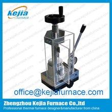Oil Tight Metal powder press machine/gold melting crucible furnace