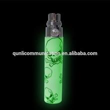 Fashionable style e-cigarette skull battery electronic beautiful e cigarette skull