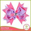 china handmade malha crochet headband flor
