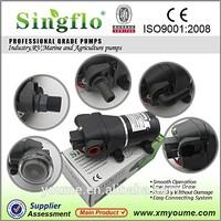 Singflo 12volt 40psi 17L/min high flow sea water diaphragm pumps