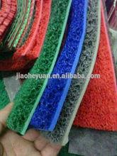 PVC anti slip coil mat /coil carpet /roll mat