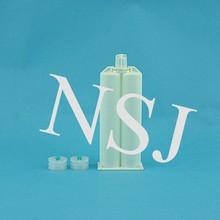 50ml 1:1 furniture repair markers tube, Two-component Dispensing tube for caulking gun