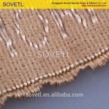 Wholesale High Strength Jacquard Elastic Band for home textile fabrics