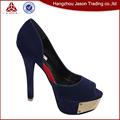 Personalizado de alta qualidade de alta sapatos de plataforma