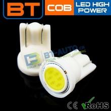 High Bright Cob Chips Car Light Car Cob T10 Rc Car With Led Light