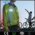 Hi vis reflectante barato venta al por mayor de los deportes chaquetas