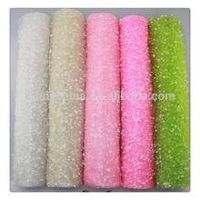 wholesale cheap price mesh roll,mesh netting roll,flower mesh roll