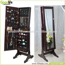 Ikea standing mirror jewelry armoire