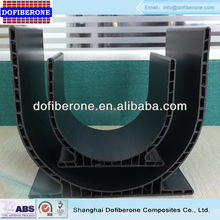 China supplier high quality pvc trench channel