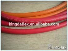 flexible orange lpg welding hose used to lpg gas cylinder prices good