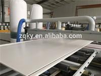 1220x2440mm high density foam pvc rigid sheet for cabinet use