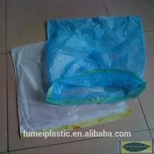 Plastic Heave Duty LDPE Black Drawstring Garbage Bag