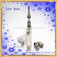 Xinkeda caja de hielo más caliente de ventas mod abs mod clon ecigs abs mod atlantis rda infinita clt-k409s v2