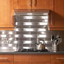 316 prix de l'acier inoxydable par kg, 4 x 8 prix de tôle, Cuisine en acier inoxydable panneaux muraux