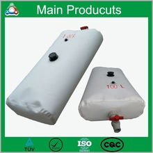Eco-friendly 100L-50000L Flexible Mobile Water Tank Soft Water Bladder Manufacturer with Best Price