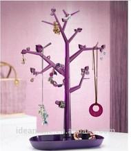 Jewellery Rack birds on branches design new design rack for Jewellery