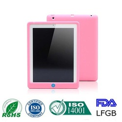 Hot sale silicone case for 7 inch tablet pc silicon tablet case