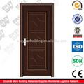attrative e alto brilho de teca sólida porta de madeira preço
