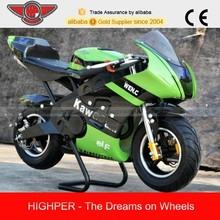 2015 Chinese mini 49cc safe Mini Pocket Bike with best price (PB009)