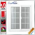 la costumbre de vidrio doble rotura de puente térmico as2047 ventanas de metal con rejillas