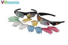 Mini Camcorders Sunglasses Mini DV DVR Camera Audio Video Recorder Sun glasses Video cameras