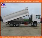 6*4 HOWO U-shape Dumper HYVA HOWO U-shape Tipper 371HP HOWO U-shape Dump Truck Front Tipping HOWO U-shape Dump Truck