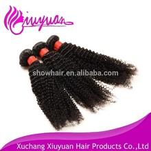 good reputation trust beautiful jerry curl human hair for braiding