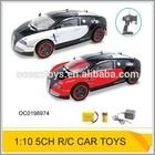 Remote control toy car racing games Mini high speed rc car OC0198974