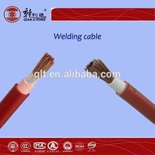 super flex 300amp 50mm2 copper core pvc welding cable for welder