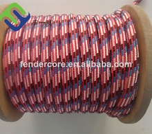 shandong qingdao cheap flesh color marine rope for decoration