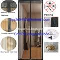 fácil de instalar rededemosquito para porta e janela