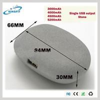 Best design universal portable 3000mah power bank for all mobile phones
