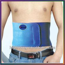 Neoprene Wrap Elastic Waist Support Back Waist Belt For Back Pain