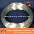 économie. galvanisé plongé chaud de fil d'acier/froid, fil galvanisé au meilleur prix
