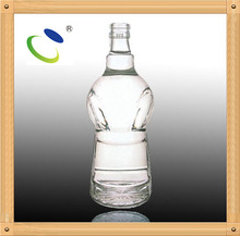 Item HSB08 high quality and very cheap 750ml beer wine glass bottle Alcohol