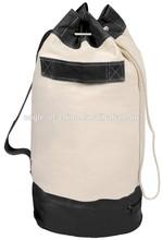 Heavy Duty Duffle Bag with Zippered Pocket SALE